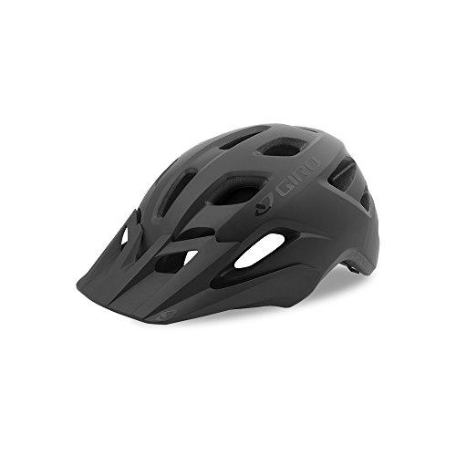 Giro Fixture Casco de Ciclismo, Unisex, Negro Mate, Talla única