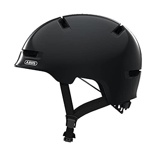 ABUS Scraper 3.0 Fahrradhelm, Unisex, Velvet Black, L