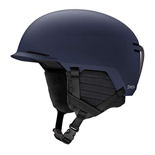 Smith Optics Scout Casco de Esquí, Unisex Adulto, Azul, S