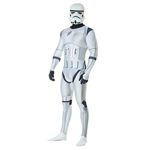 Morphsuits - Disfraz para adulto, diseño Stormtrooper de Star Wars, talla M (MLZSTM)