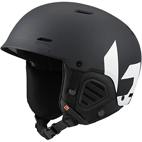 Bollé Mute Casco de Ski Black Adultos Unisex 59-62 cm