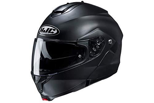 HJC Helmets C91 Semillas mate Noir/Semillas Flat Black L