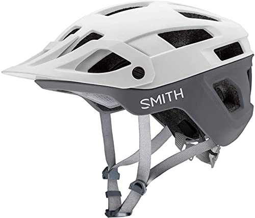 SMITH Engage MIPS Casco, Unisex-Adult, Matte White Cement, M