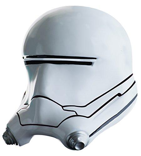 Rubies Máscara adulto casco 2piezas Flametrooper–Star Wars VII–Talla única