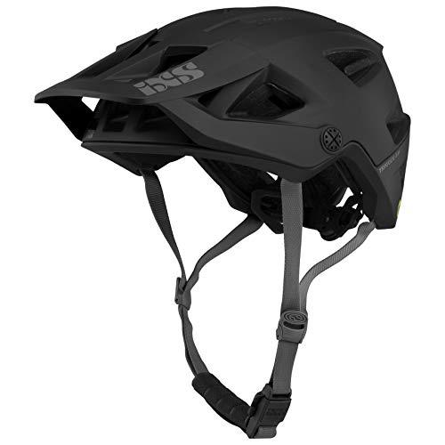 IXS Trigger Am MIPS Casco montaña, Bicicleta, Unisex Adulto, Negro, Medium