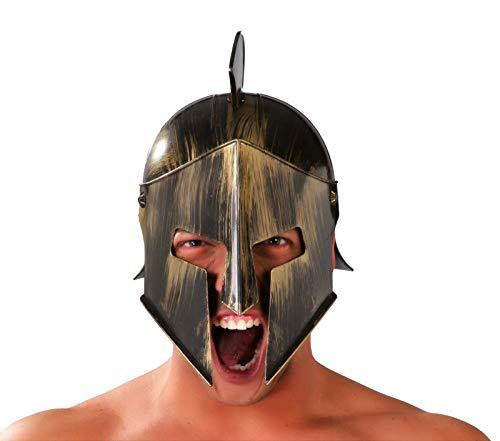 Guirca Fiestas gui13975–Casco para Disfraz de Espartano
