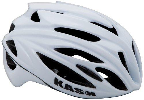 Kask Rapido - Casco para Bicicleta de Carretera, Color Blanco, Talla L (59-62 cm),Talla L (59-62 cm)