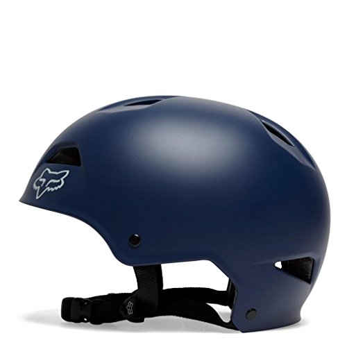 Fox Flight Sport - Casco de Bicicleta Hombre - Azul Contorno de la Cabeza S | 52-54cm 2018