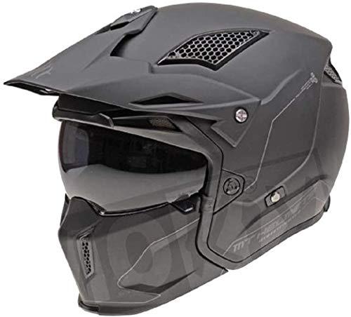 Mt Helmets Streetfighter SV Solid A6 Matt Green S