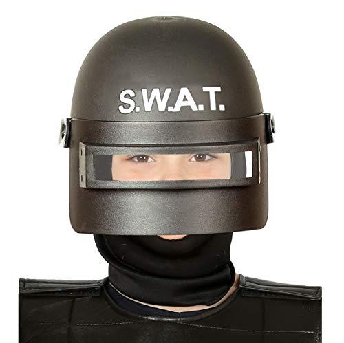 Guirca 13017 - Casco Swat Antidisturbios Infantil