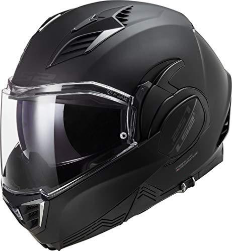 LS2, casco de moto modular VALIANT II full mate, XXXL
