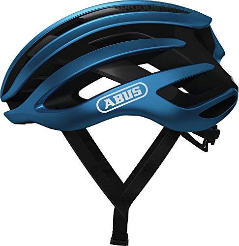 ABUS AIRBREAKER Road Helm, Unisex, Steel Blue, L