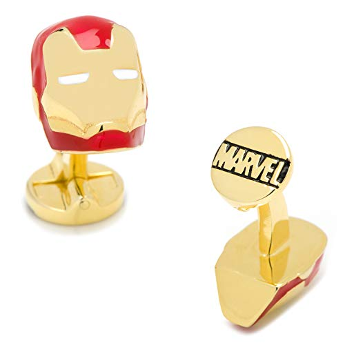 MARVEL Avengers Iron Man Casco Súper Héroe Gemelos + Caja de Regalo
