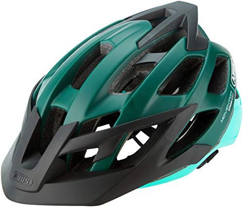 ABUS MOVENTOR Fahrradhelm, Unisex, Smaragd Green, L
