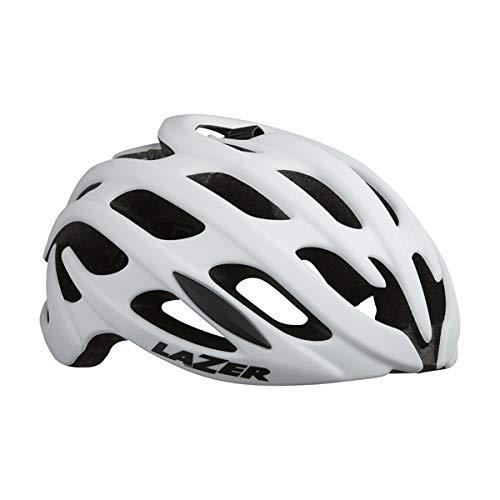 Lazer Casco Blade+ MIPS (L) Ciclismo, Adultos Unisex, Blanco(Blanco)