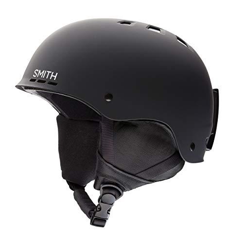 SMITH Holt 2 Casco de Esquí, Unisex Adulto, Negro, S