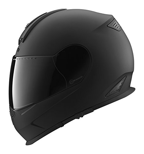 SCHUBERTH S2Sport Negro Mate Moto Casco Negro Talla:XS (52/53)