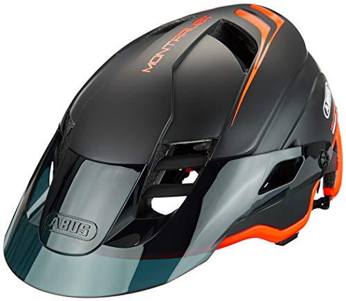 ABUS MONTRAILER Mountainbike-Helm, Unisex, Shrimp Orange, M