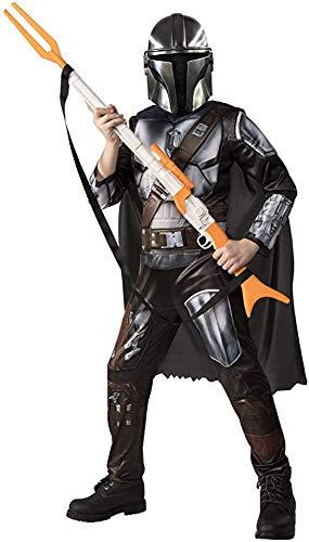 PARTY FIESTA Official Disney Star Wars The Mandalorian Disfraz Disfraces Talla 8 a 10 años de 127 a 136 cm