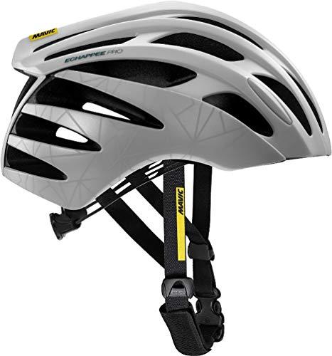 MAVIC Echappée Pro MIPS - Casco de bicicleta para mujer (talla S, 51-56 cm), color blanco