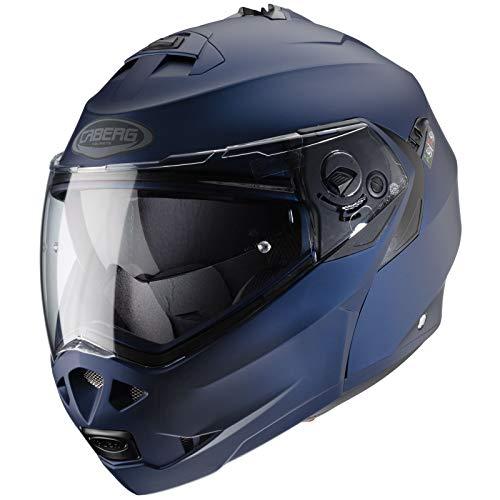 Caberg Duke II Casco para Moto, Hombre, Turquesa, M