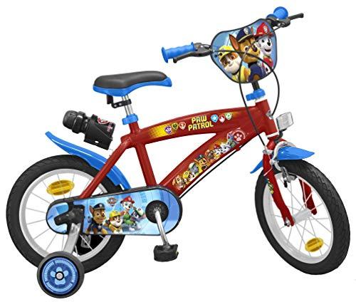 Bicicleta 14' Paw Patrol