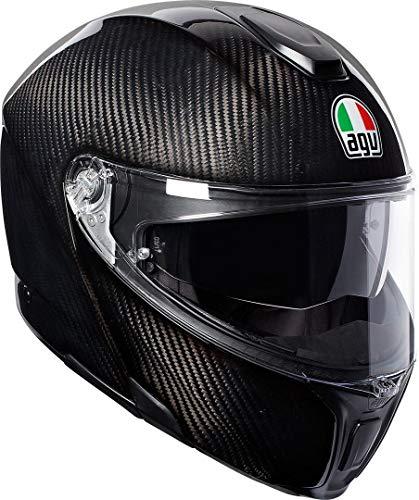 AGV Sports Modular Carbono Brillo L