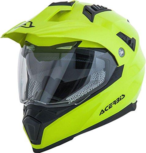 Acerbis Casco Flip fs-606 Amarillo 2 s