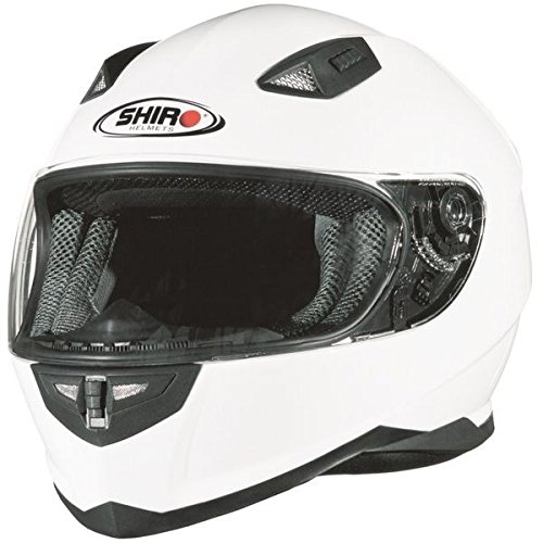SHIRO SH-881 MONOCOLOR, color blanco blanco Talla:large