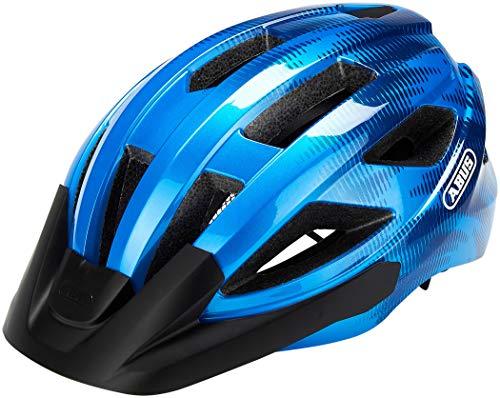 ABUS MACATOR Fahrradhelm, Unisex, Steel Blue, S