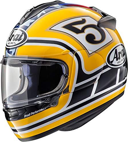 Casco Arai Chaser-X Edwards Legend Yellow La