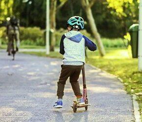 casco vehiculo movilidad personal