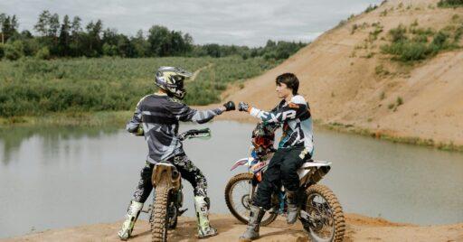 cascos de motocross
